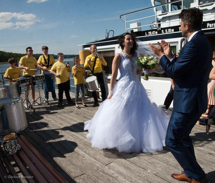 07.06.2019 Plau am See, Hochzeit