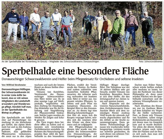 Schwarzwälder Bote 13-11-2014