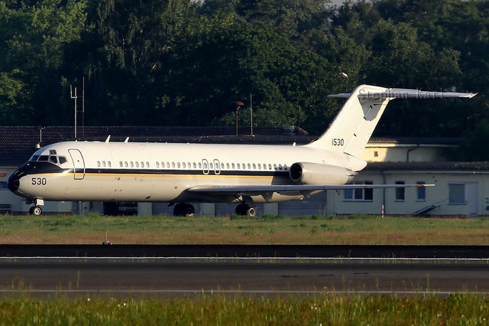 US Navy DC-9