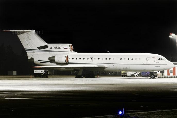 Tulpar Air RA-42330