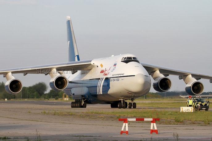 Polet AN-124