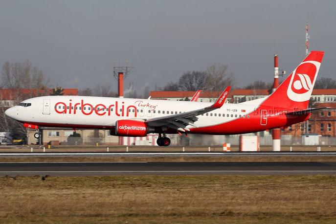 Air Berlin Turkey TC-IZB