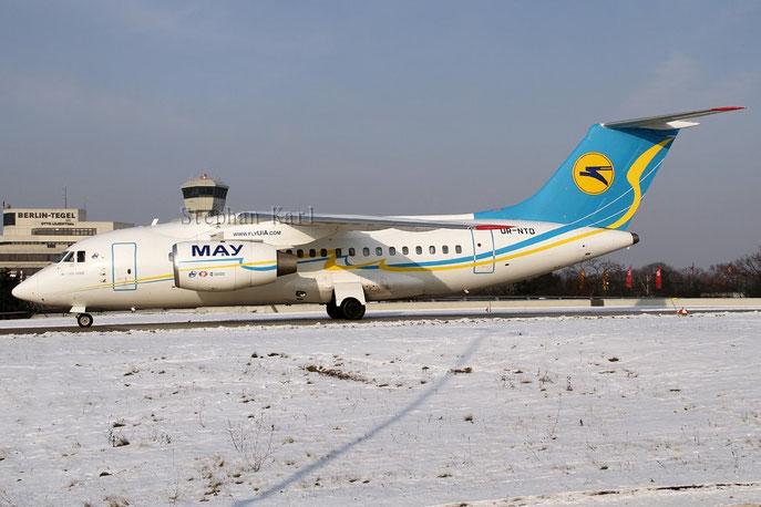 Ukraine International Antonov AN-148 UR-NTD