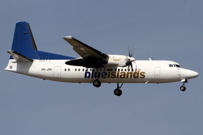 Denim Air Fokker 50 PH-JXK