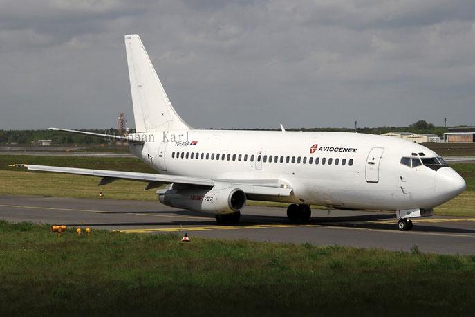 Aviogenex 737-200 YU-ANP opf JAT Airways