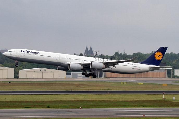 Lufthansa A340-600
