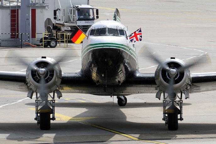 Air Atlantique Douglas DC-3 G-AMRA