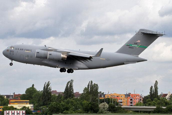 US Air Force C-17