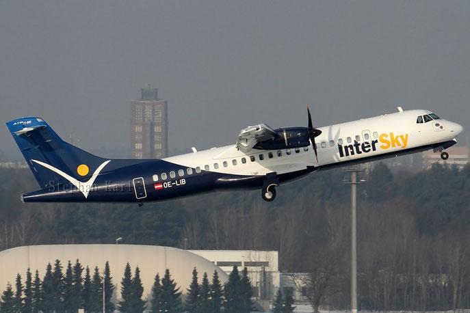 Intersky ATR 72 OE-LIB