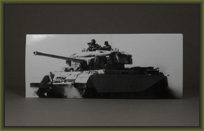 Centurion Mk. III 'Korea' (Elephant House) Diorama 1:72
