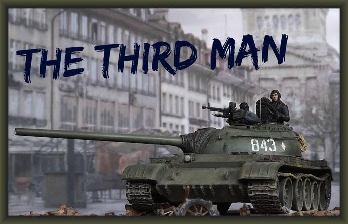 T-54 Tank, Budapest 1956
