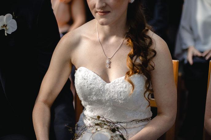 Halskette Hochzeitsschmuck
