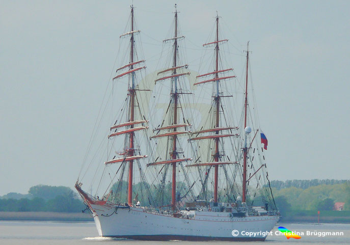 Segelschulschiff SEDOV