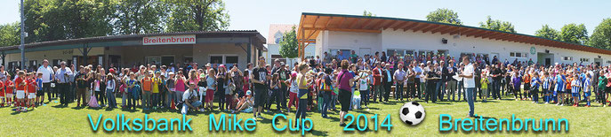 Mike Cup 2014 in Breitenbrunn