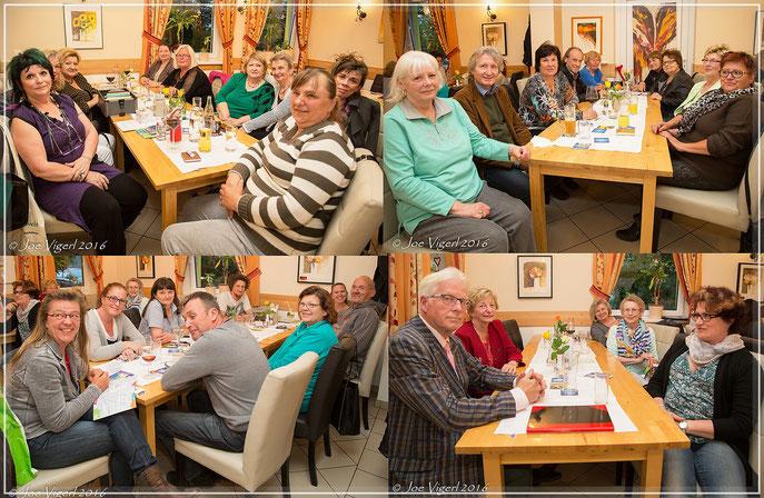Treffen am 10.05.2016 im Gasthaus am Kirchenfeld, Sollenau