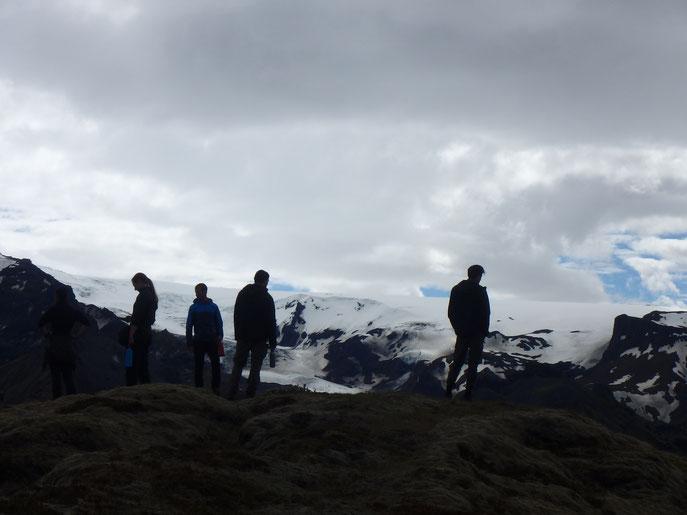 Þórsmörk, trailteam volunteers