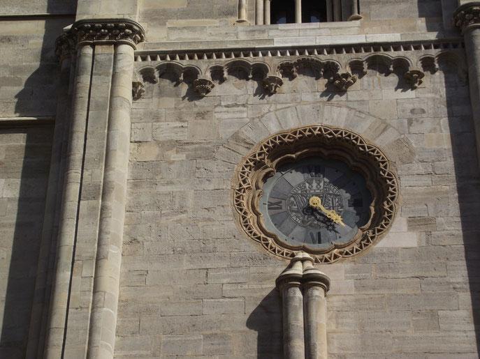 Clock, Architecture, Vienna, Austria