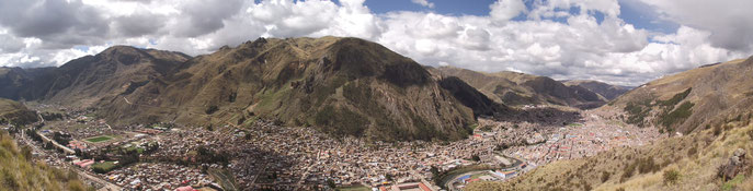 Huancavelica mountains