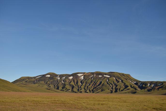Stóri Mógilshöfði, Landmannahellir