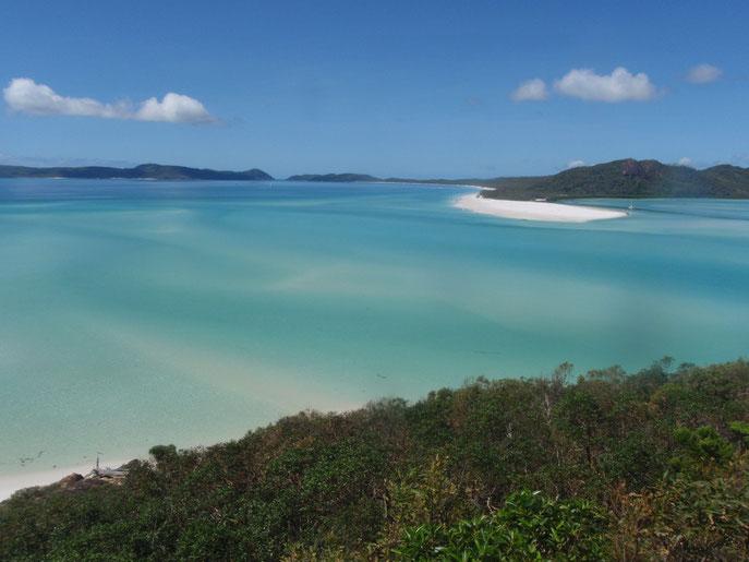 Whitsundays, East Coast, Australia.