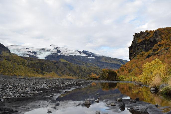 Eyjafjallajökull, Langidalur. Thorsmork