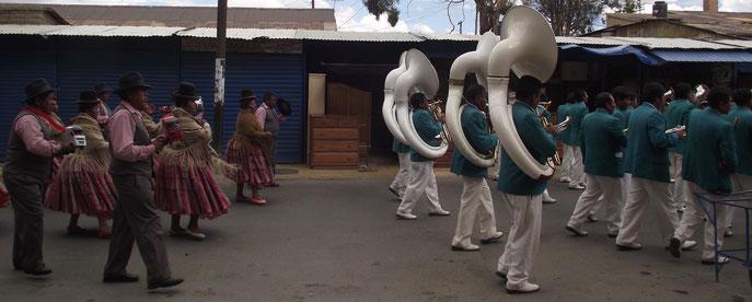 celebration Oruro, Bolivia
