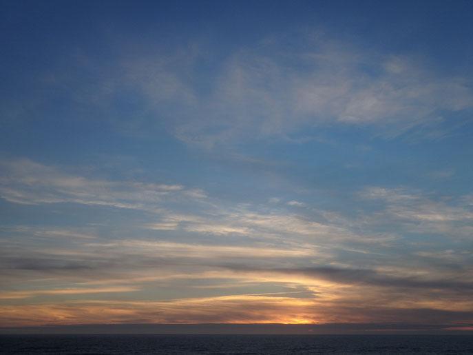 sunset Praia do Norte, Nazaré