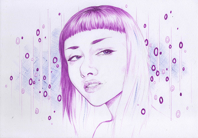 Laura Wilson illustration, feminism