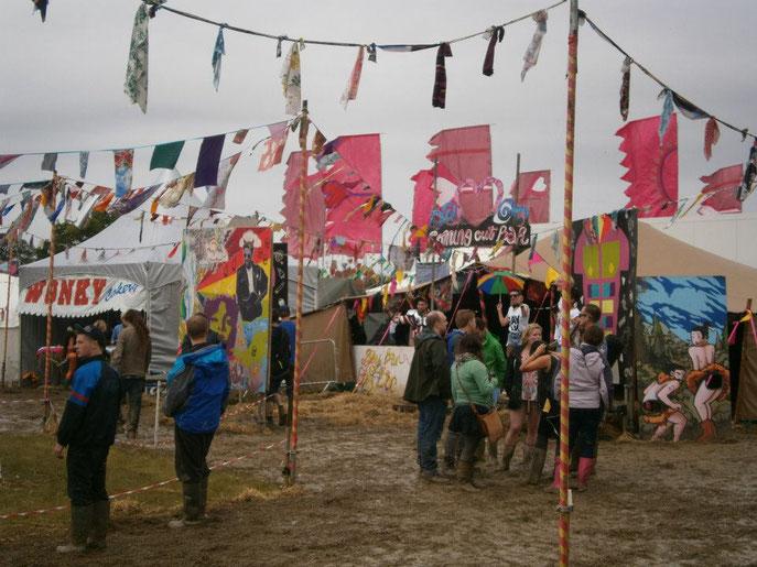 Mud Secret Garden Party