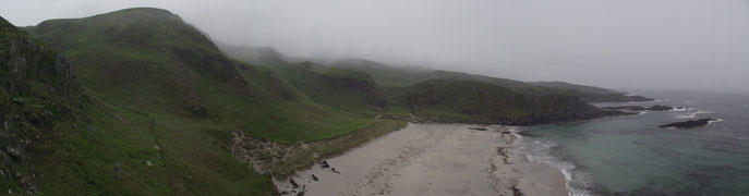 Scoor beach, Mull, Scotland, UK