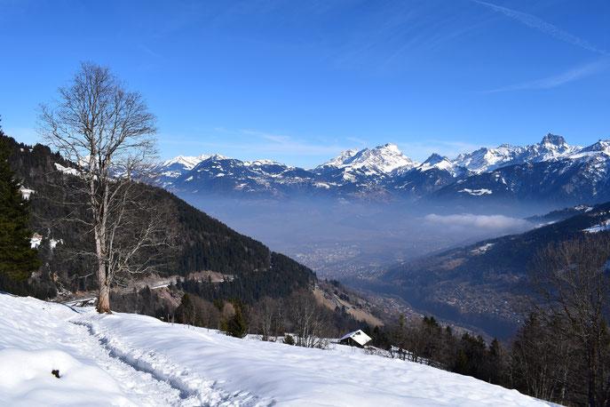 La Jorat, Morgins, Switzerland