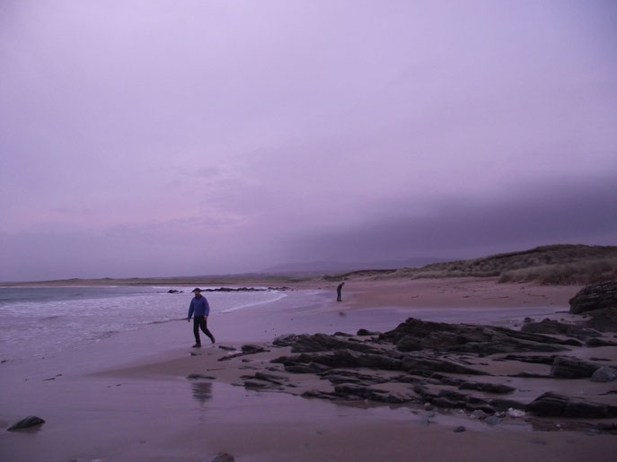Kintra beach, Isle of Islay, Inner Hebrides, Scotland.