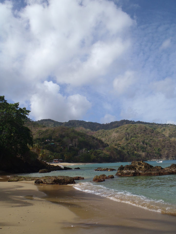 Little Bay, Castara, Tobago