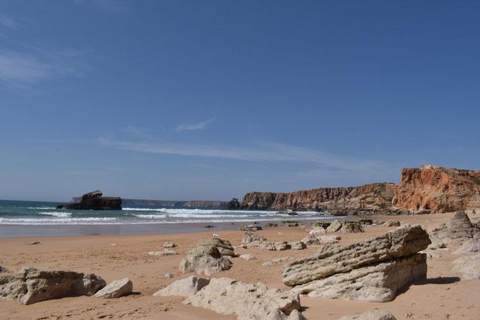 Praia da Tonel, Sagres, Algarve, Portugal