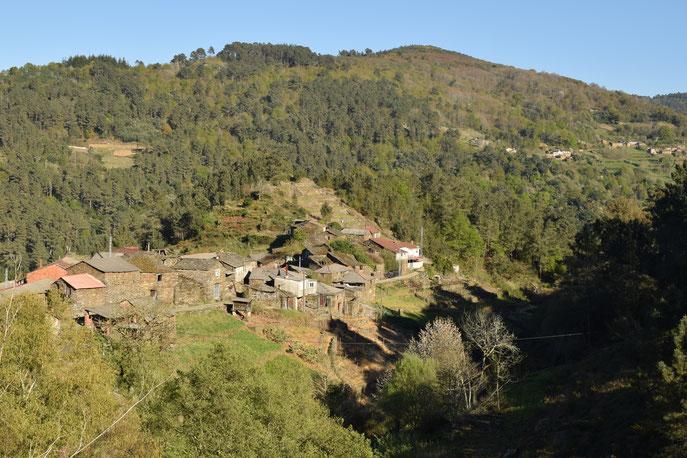Chouzan, Galicia