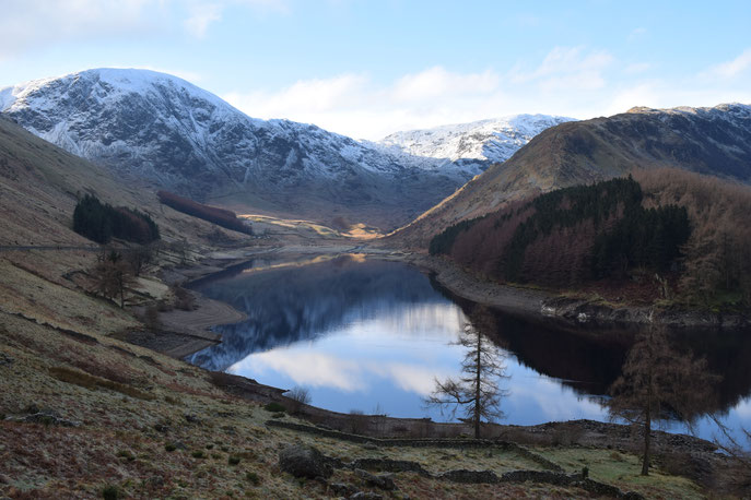 Haweswater, Lake District, England