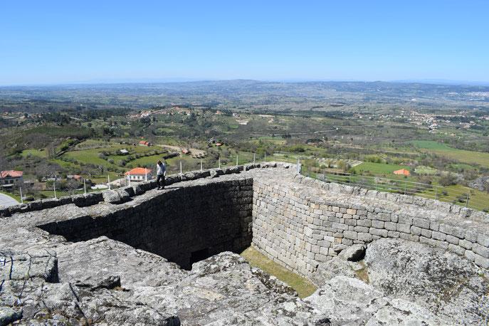 Linhares de Beira, Serra de Estrela