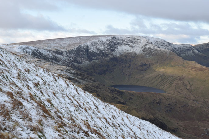 Small Water from Harter Fell,  Lake District
