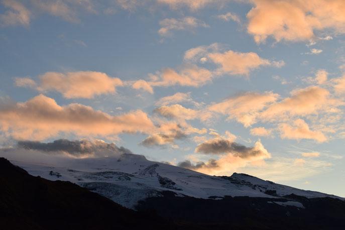 Eyjafjallajökull, glacier, Thorsmork