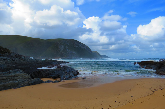 beach, Storms River Mouth, Tsitsikamma, South Africa