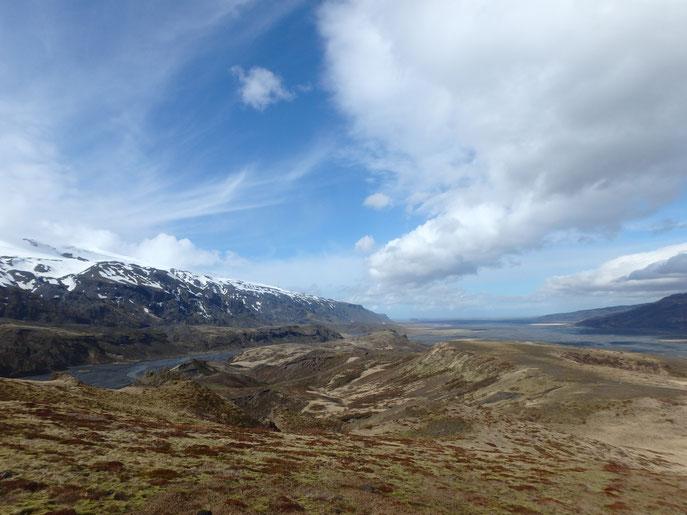 Valahnúkur, Þórsmörk