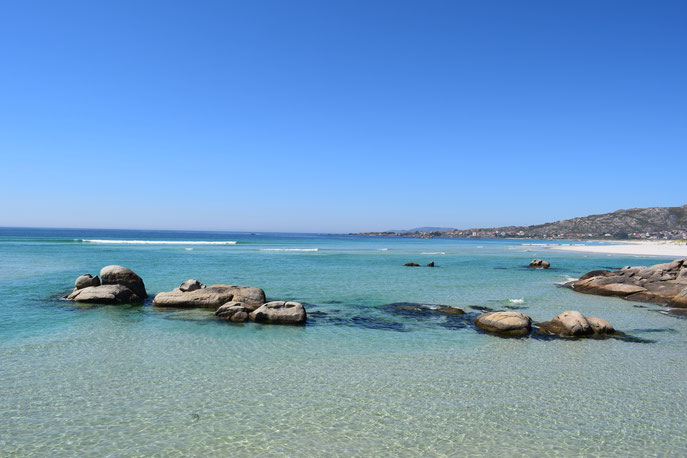 Praia Boca do Rio, Costa da Morte, Galicia