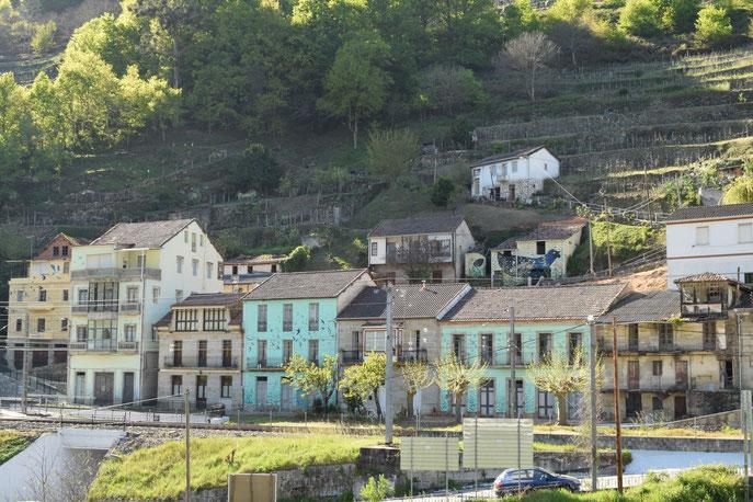 Os Pearas, Galicia