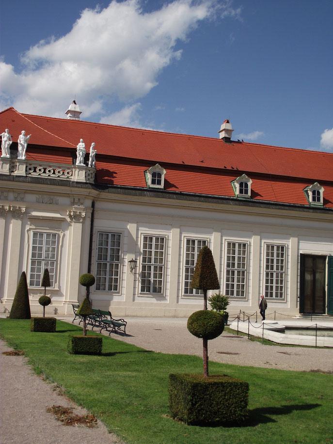 The Orangery, Belvedere, Vienna
