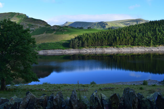 Haweswater Reservoir, Lake District, England, UK