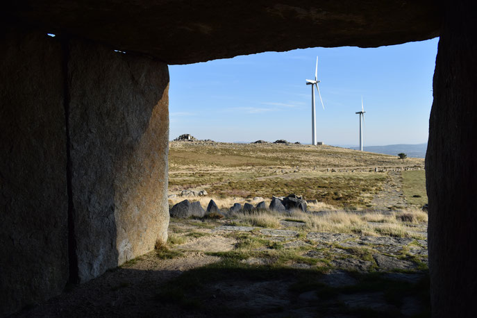 wind turbines Portugal why travel