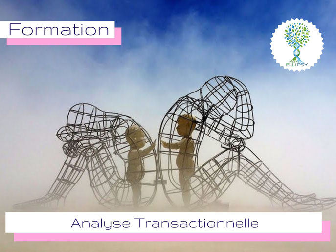 ELLIPSY formation Analyse Transactionnelle, états du moi, jeux psychologiques, triangle de Karpman, Eric Berne