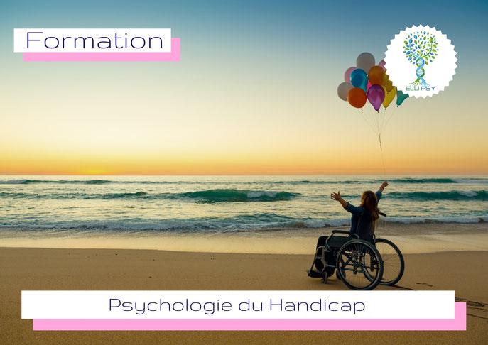 www.ellipsy.fr, formation Psychologie du Handicap, accompagner le Handicap, TSA, autisme et psychologie, art-thérapie