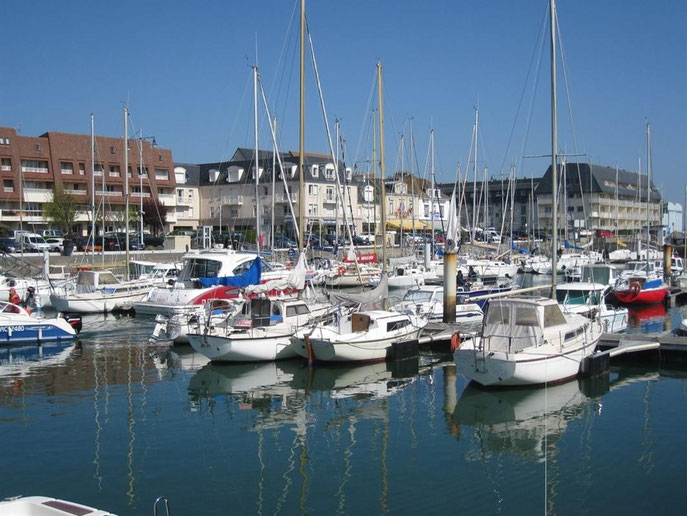 port de plaisance courseulles