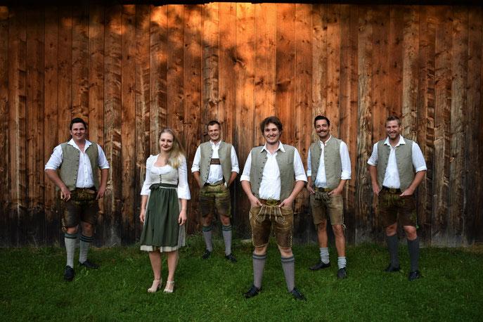 Hochzeitsband Tegernsee